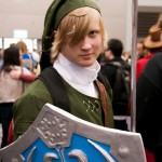 Supanova 2014 - Sydney cosplay - Link (Legend of Zelda)