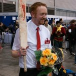 Supanova 2014 - Sydney cosplay - Shaun of the Dead