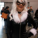 Supanova 2014 - Sydney cosplay - Black Cat