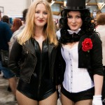 Supanova 2014 - Sydney cosplay - Black Canary and Zatanna