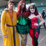 Supanova 2014 - Sydney cosplay - Prince Oberyn (Game of Thrones), Poison Ivy and Harley Quinn
