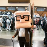 Supanova 2014 - Sydney cosplay - Carl Fredricksen (Up)