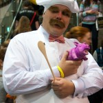 Supanova 2014 - Sydney cosplay - Swedish Chef (The Muppets)