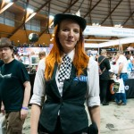 Supanova 2014 - Sydney cosplay - Amy Pond (Doctor Who)