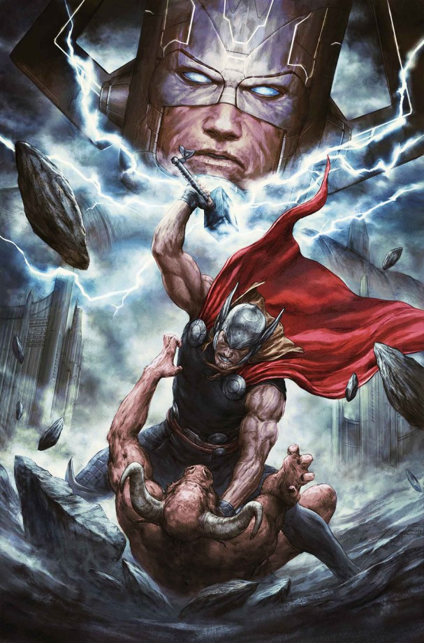 Thor: God of Thunder #23 (Marvel) - Artist: Agustin Alessio