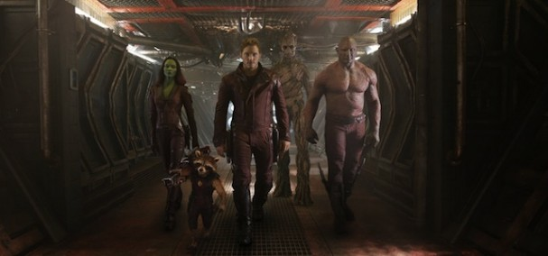 Guardians of the Galaxy (2014) - Team