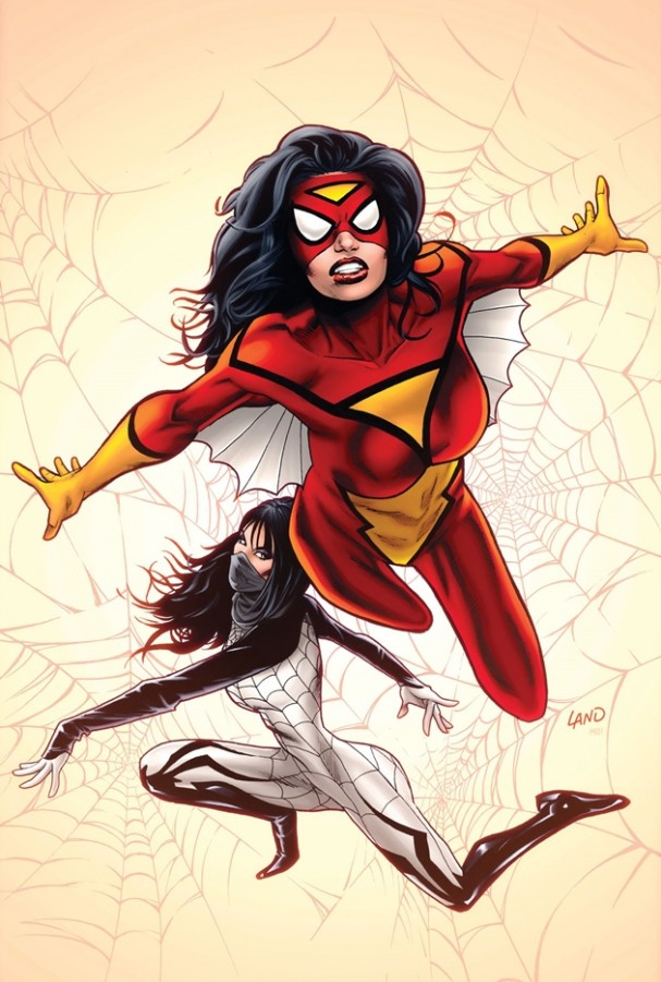 Spider-Woman #1 - Greg Land