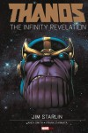 Thanos: The Infinity Revelation cover