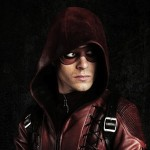 Colton Haynes as Arsenal in 'Arrow' Season 3