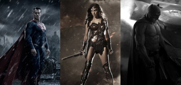 Batman V. Superman: Dawn Of Justice - Trinity