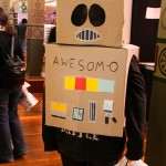 Oz Comic-Con 2014 – Melbourne cosplay - Awesom-O (South Park)