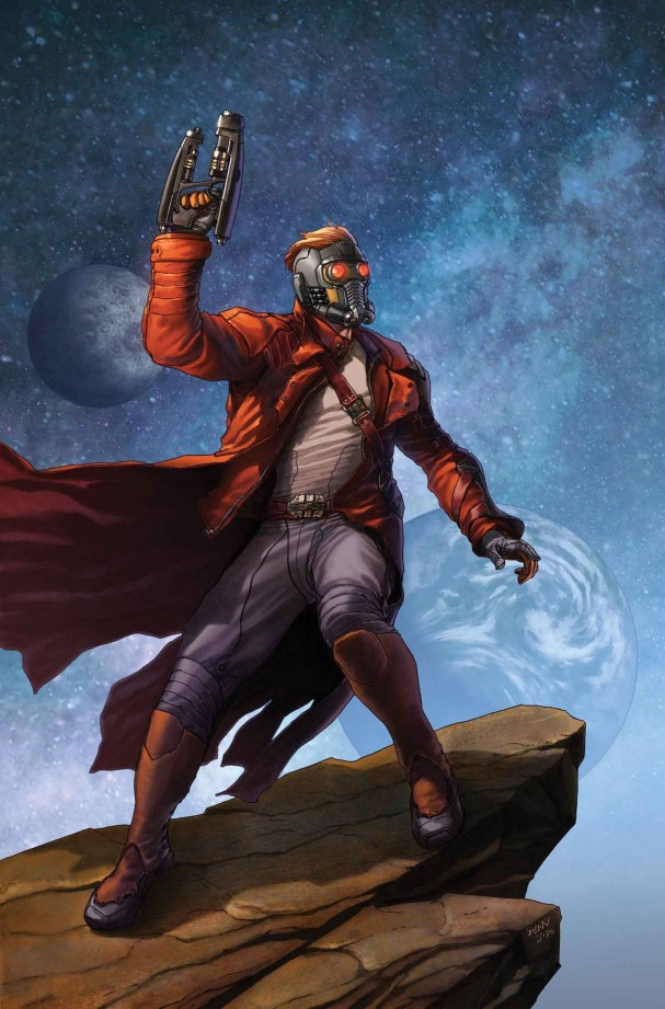 The Legendary Star Lord #1 (Marvel) - Artist: Steve McNiven