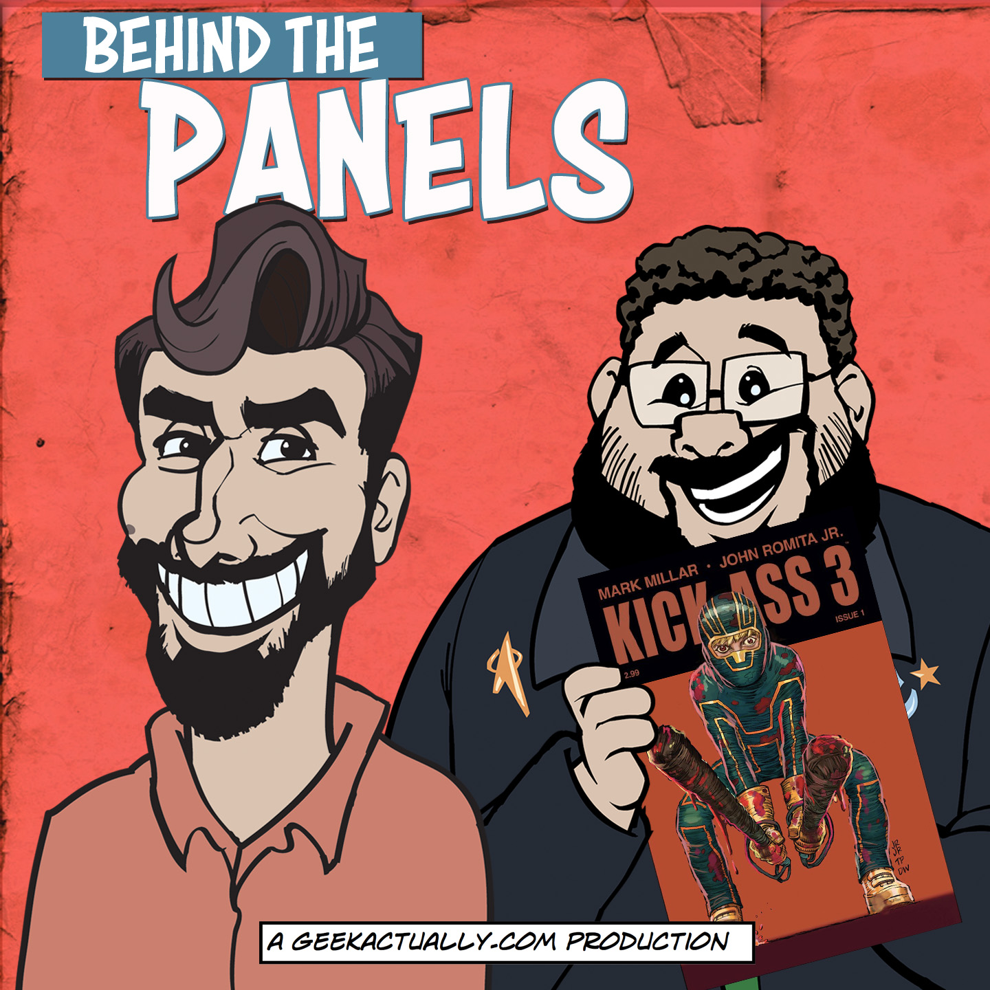 Behind The Panels Issue 104 €� Kickass 3