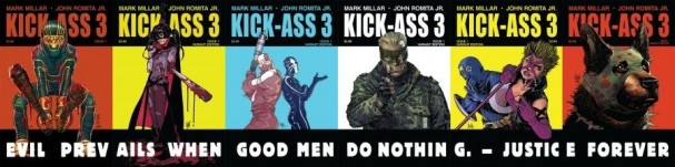 Kick-Ass 3 complete