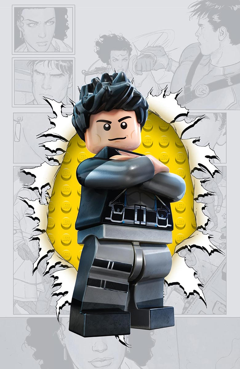dc announces lego theme for covers in november  u2013 behind