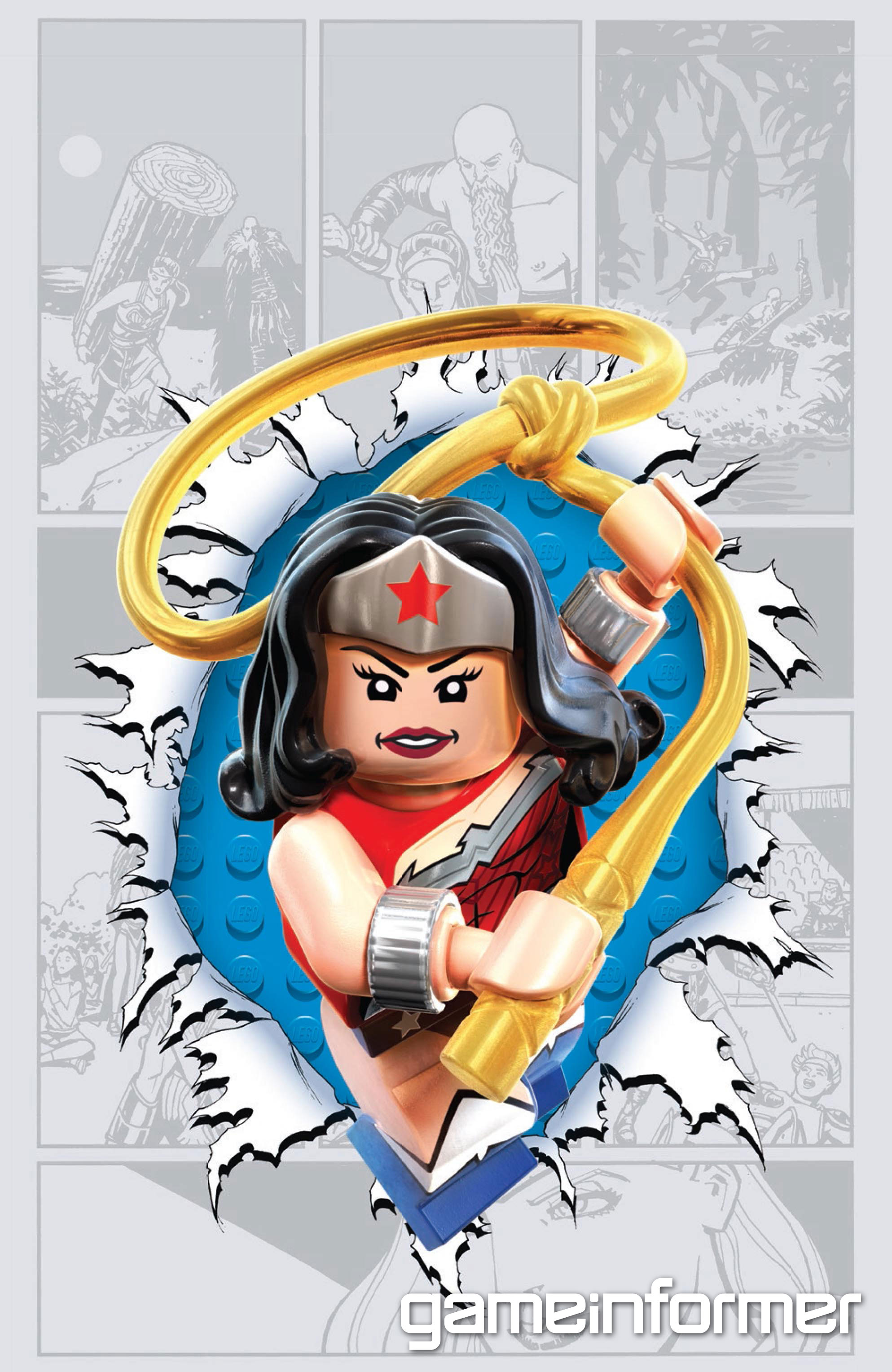 DC announces LEGO theme for covers in November – Behind ...