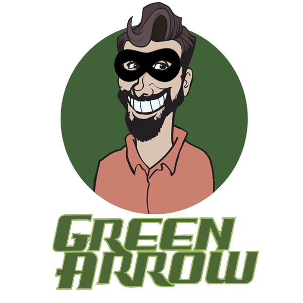 Richard - Green Arrow Logo 2000s