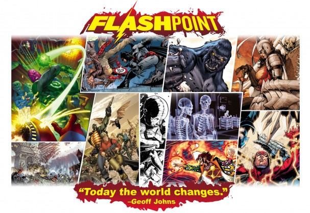 Flashpoint teaser ad