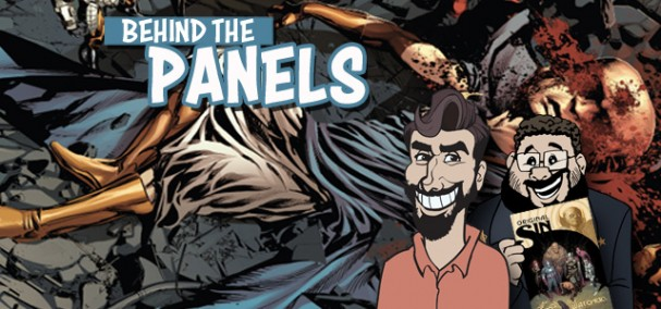 Behind The Panels Issue 108 – Original Sin