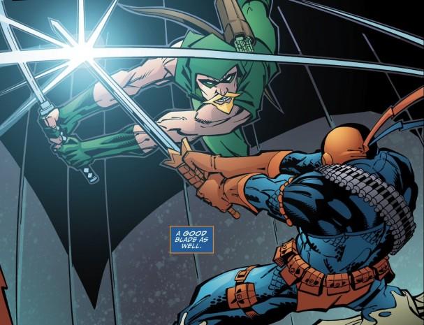Green Arrow #59