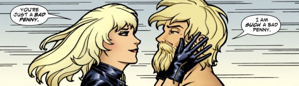 Green Arrow and Black Canary #3