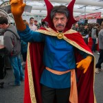 Oz Comic-Con 2014 (Sydney) cosplay - Doctor Strange