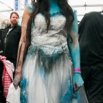 Oz Comic-Con 2014 (Sydney) cosplay - The Corpse Bride