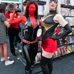 Oz Comic-Con 2014 (Sydney) cosplay - Ms. Marvel