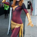 Oz Comic-Con 2014 (Sydney) cosplay - Phoenix