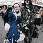 Oz Comic-Con 2014 (Sydney) cosplay - Jack Skellington