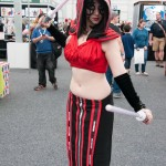 Oz Comic-Con 2014 (Sydney) cosplay - Sith (Star Wars)