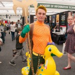Oz Comic-Con 2014 (Sydney) cosplay - Aquaman