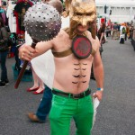 Oz Comic-Con 2014 (Sydney) cosplay - Hawkman