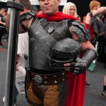 Oz Comic-Con 2014 (Sydney) cosplay