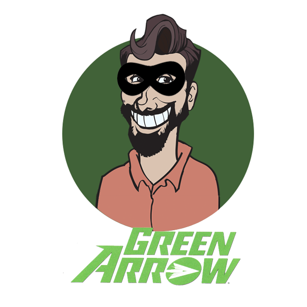 Richard - Green Arrow Logo 2011