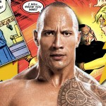 The Rock is Black Adam