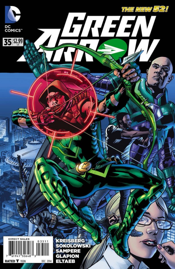 Green Arrow #35 (2014)