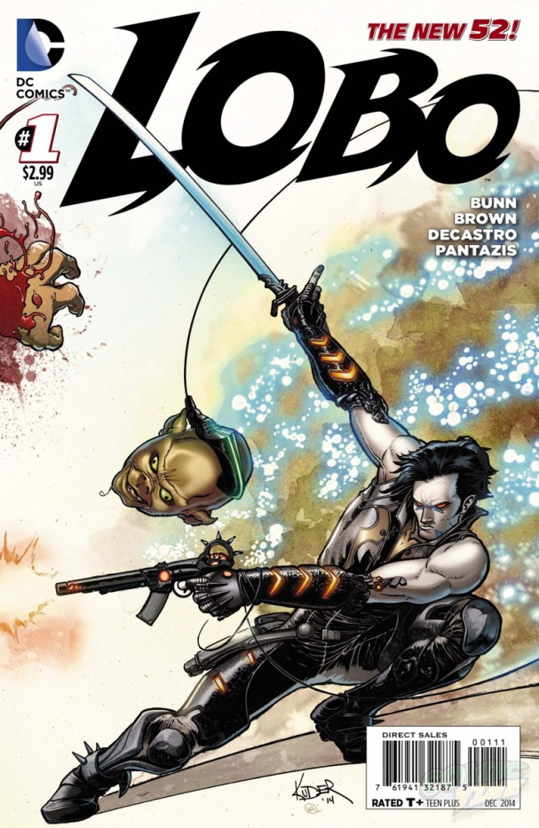 Lobo #1 (New 52) - DC Comics