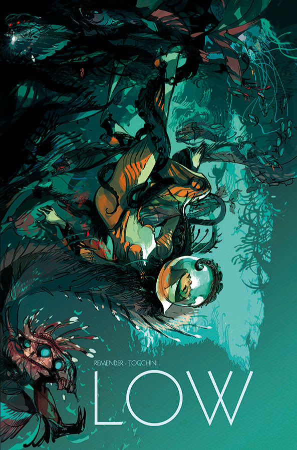 Low #3 (Image Comics) - Artist: Greg Tocchini