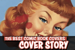 Cover Story - The Best Comic Book Covers