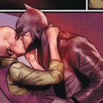 The Multiversity: The Just #1 - Batman kissing Lex