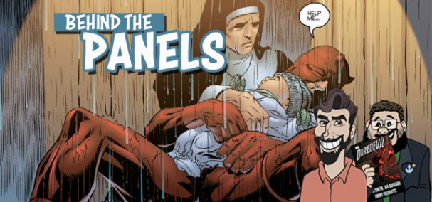 Behind The Panels Issue 116 - Daredevil: Guardian Devil