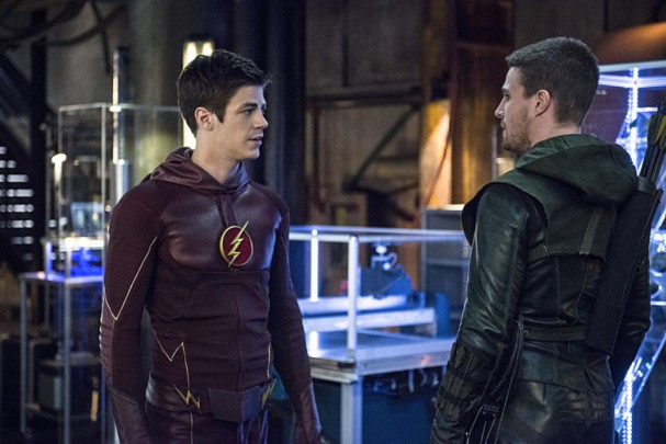 "Arrow/Flash - ""The Brave and the Bold"""