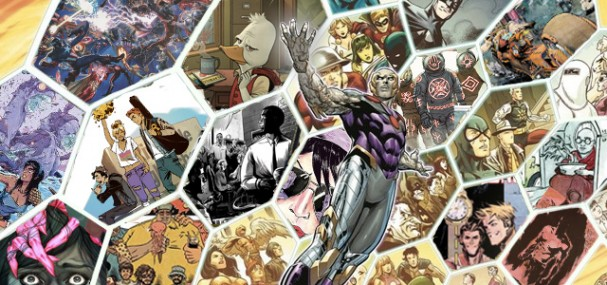 The Year Ahead in Comics and Graphic Novels: 2015