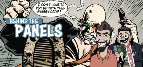 Behind The Panels Issue 121 – Transmetropolitan