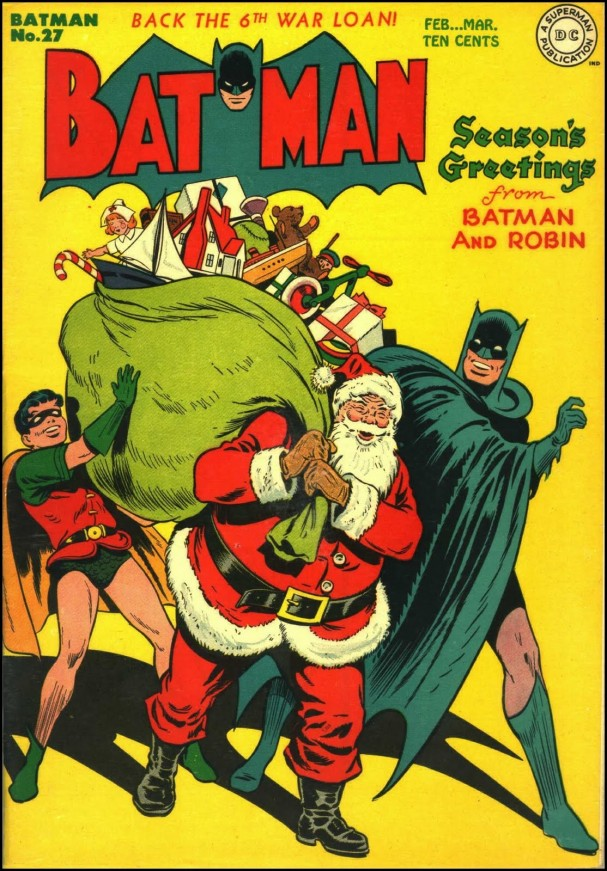 Batman-Santa-claus