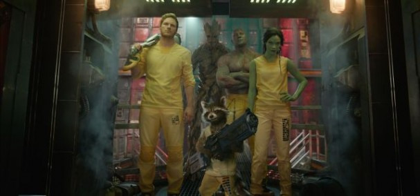 Guardians Of The Galaxy prison