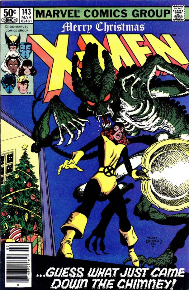 Uncanny X-Men #143 (Marvel) - Artist: Terry Austin and Rick Parker (March 1981)