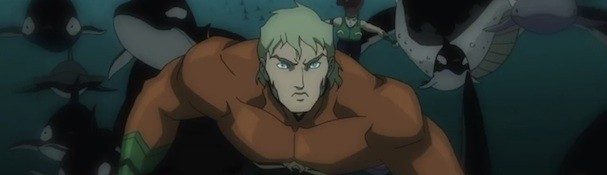 Justice League: Thrones of Atlantis (Aquaman)