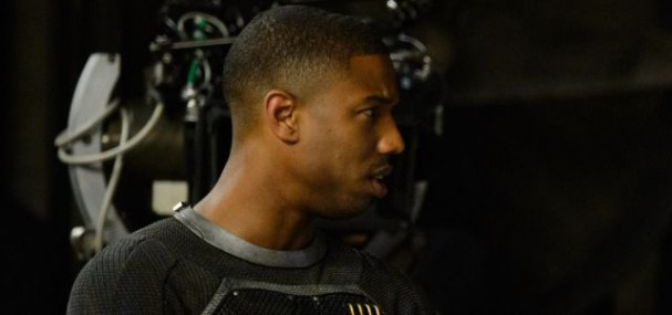 Fantastic Four (2015) costume - Michael B. Jordan